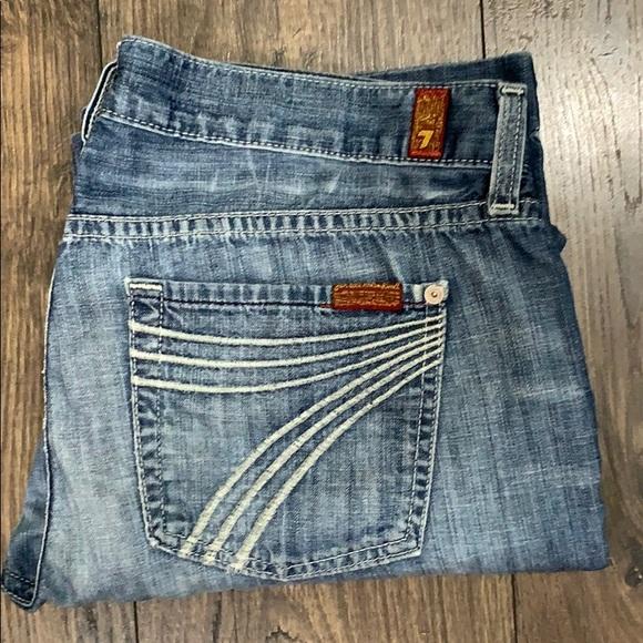 7 For All Mankind Denim - 7 for all mankind Women's Dojo Jeans
